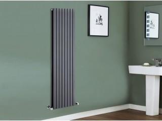 Плюсы и минусы вертикальных радиаторов отопления