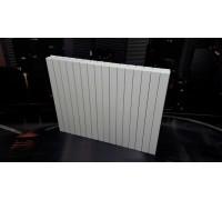 Радиатор отопления КЗТО СОЛО В трубчатый горизонтальный, высота 340, глубина 52, белый