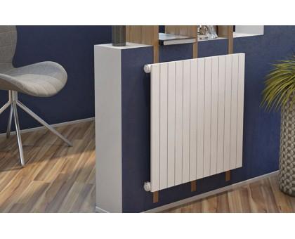Трубчатый радиатор отопления КЗТО СОЛО В горизонтальный, высота 540, глубина 42, белый
