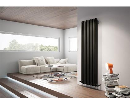 Трубчатый вертикальный радиатор Solira 3180 боковое подключение 12