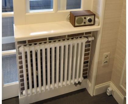 Радиатор Solira 2057 нижнее подключение 69 ТВВ