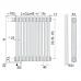 Радиатор стальной трубчатый Solira 2057 нижнее подключение 69 ТВВ