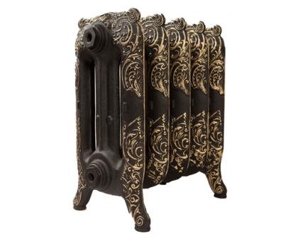 Чугунный ретро радиатор отопления Demir Dokum Floreal 475 - 1 секция