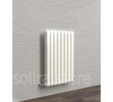 Стальной трубчатый радиатор отопления Solira Elis 2060 нижнее подключение 69 ТВВ