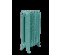 Чугунный ретро радиатор отопления Pond 670/500 - 1 секция