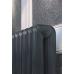Чугунный ретро радиатор отопления Detroit 650/500 - 6 секций