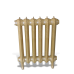 Радиатор чугунный Rococo 660/500 - 2 секции