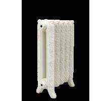 Чугунный ретро радиатор отопления Romantica 660/500 - 9 секций