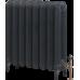 Чугунный ретро радиатор отопления Detroit 650/500 - 3 секции