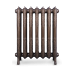 Радиатор чугунный Mirabella 650/500 - 9 секций