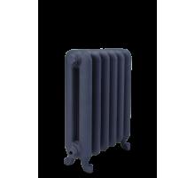 Чугунный ретро радиатор отопления Queen 640/500 - 15 секций