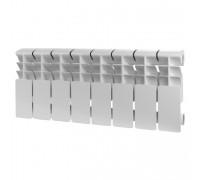 Радиатор отопления алюминиевый ROMMER Plus 200 6 секций (RAL9016)