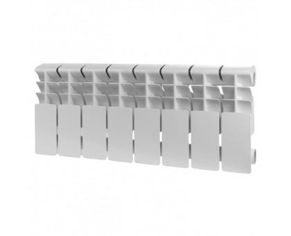 ROMMER Plus 200 8 секций радиатор алюминиевый (RAL9016)