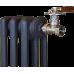 Радиатор чугунный Retro Style DERBY HISTORIC 500-120 11 секций