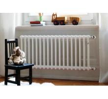 Стальной трубчатый радиатор отопления Zehnder Charleston 3037 боковое подключение