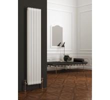 Трубчатый радиатор отопления Zehnder Charleston 3180 вертикальный боковое подключение