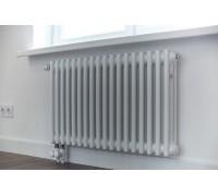 Трубчатый радиатор Arbonia 3050 с нижним подключением ТВВ, белый
