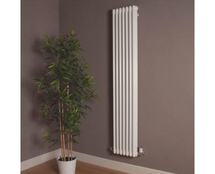 Вертикальный радиатор Arbonia 3180 нижнее подключение ТВВ, белый