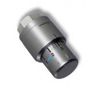 Термостат Uni SH Oventrop 101 20 85 цвет матовая сталь