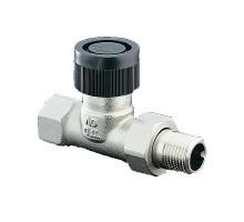 Вентиль термостатический прямой 1/2 Oventrop серия А арт. 118 11 04