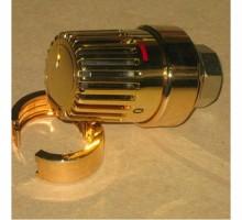 Термостат Uni LH Oventrop 101 14 68 цвет позолоченный