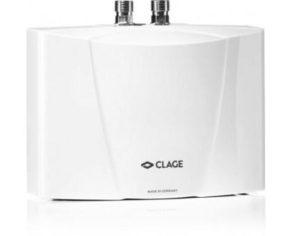 Проточный водонагреватель 6,5 кВт Clage MBH 7