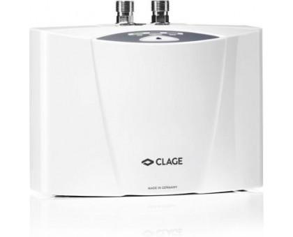 Проточный водонагреватель 6,5 кВт Clage MCX 7