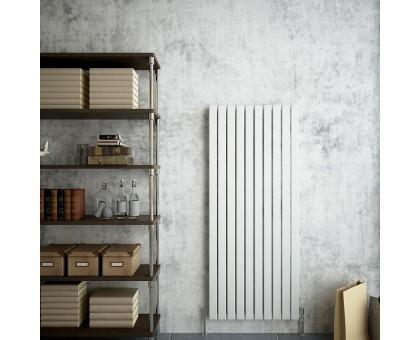 Трубчатый радиатор отопления вертикальный с нижним подключением Loten Line V высота 1000