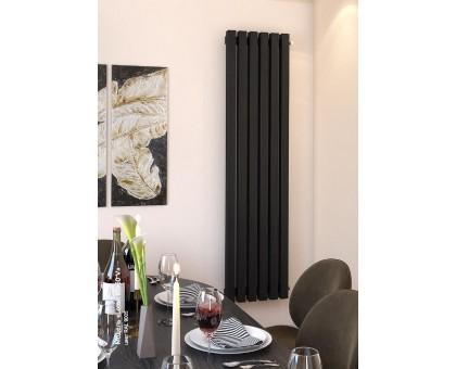 Трубчатый радиатор отопления горизонтальный Loten 60x60 длина 1000