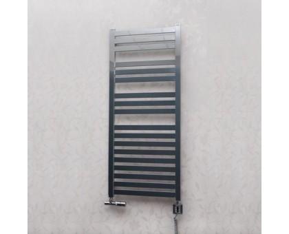 Полотенцесушитель водяной Приоритет Quadro Manta (86х60см)