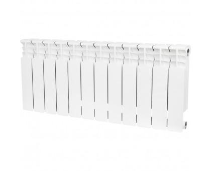 STOUT Space 350 12 секций радиатор биметаллический боковое подключение