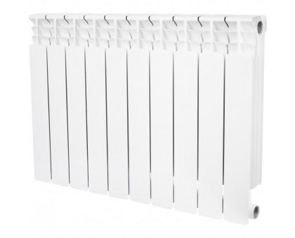 STOUT Space 500 10 секций радиатор биметаллический боковое подключение
