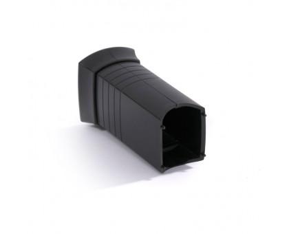 Маскировочный элемент для скрытого монтажа ТЭНа MOA черный