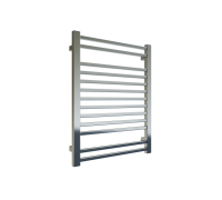 Полотенцесушитель электрический Terma Bone 760x500 хром