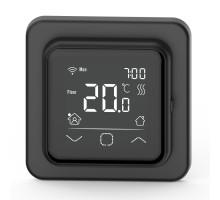 Терморегулятор ERGERT Floor Control 360 черный